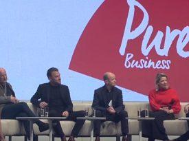 Agências e consultorias sentam lado a lado para discutir negócios